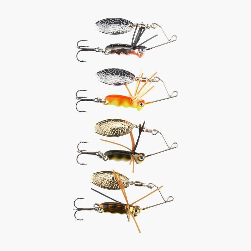 Insektsspinner 4-pakning