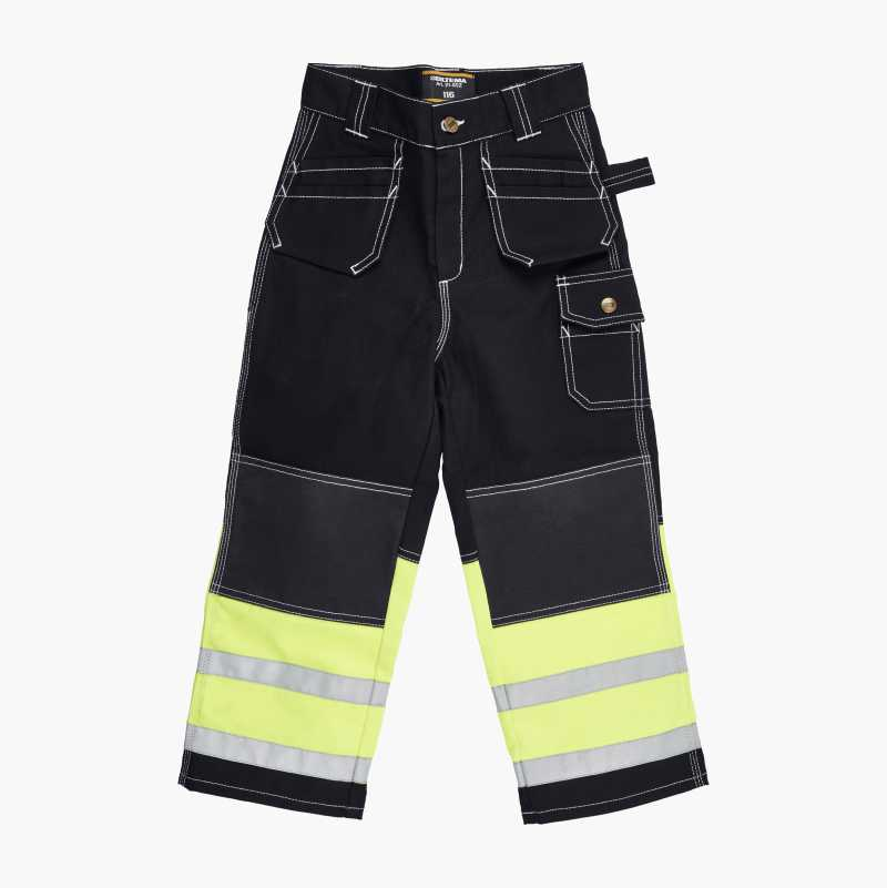 Children's Work Trousers HV
