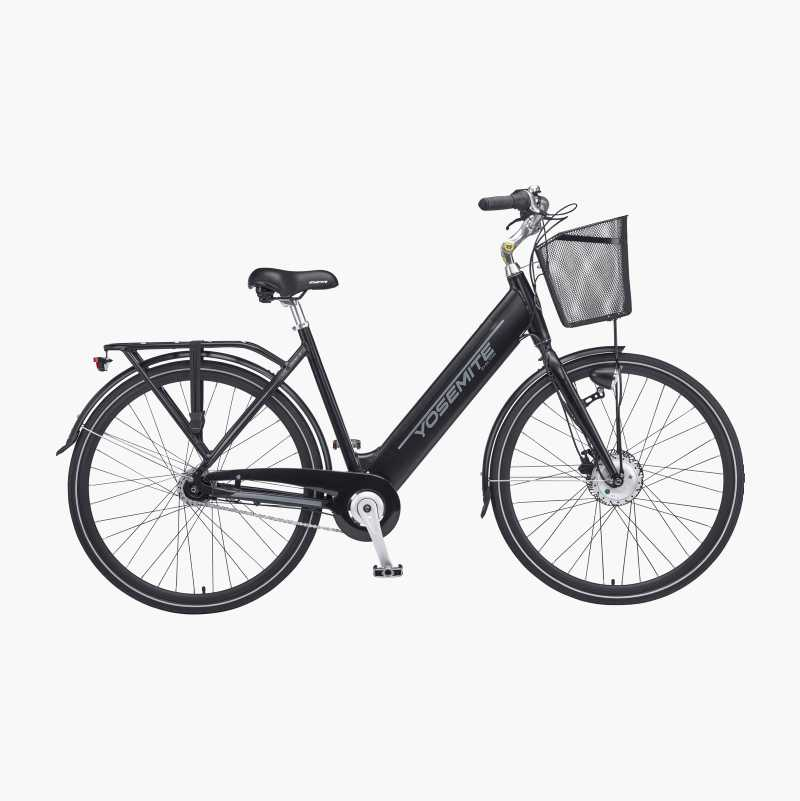 "E-Bike City Trend 28"" 8 gears"