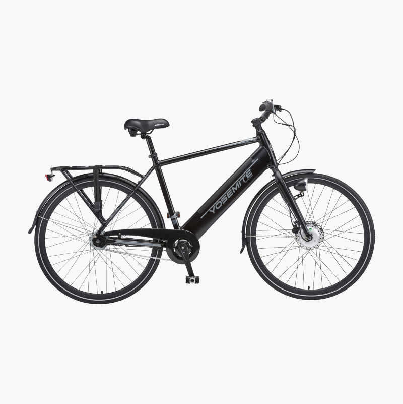 "Electric Bike City Explorer 28"" 8-speed"