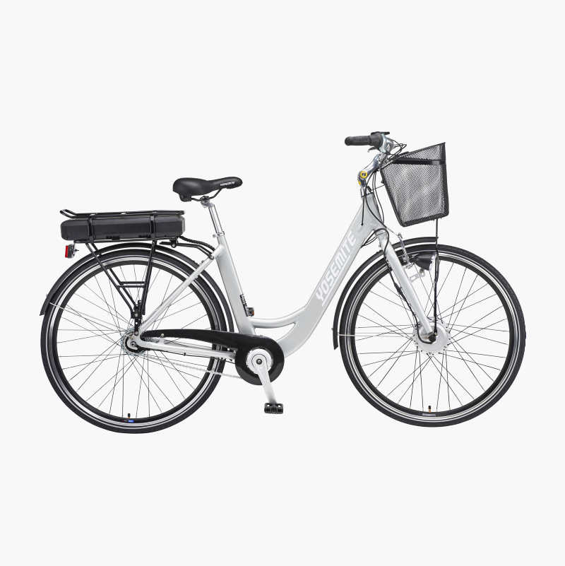"E-Bike E-comfort 28"" Plus 8 gears"