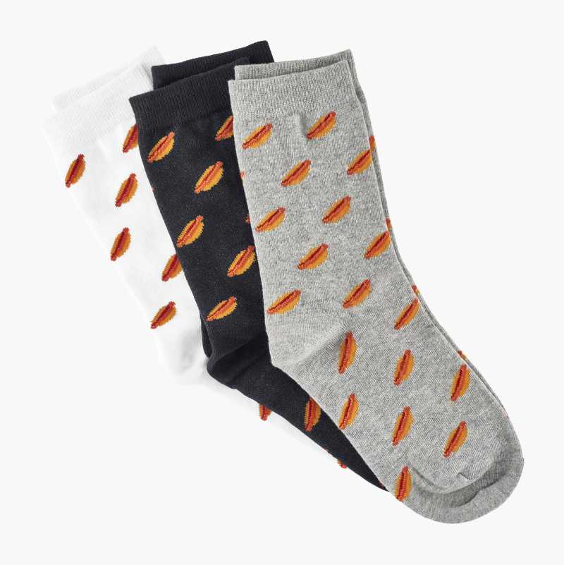 Biltema Hot Dog Socks
