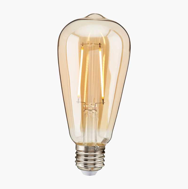 Vintage Bulb E27, clear