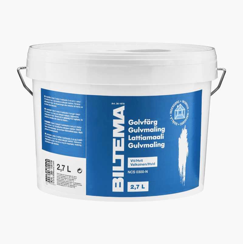 Floor paint 2.7 litres