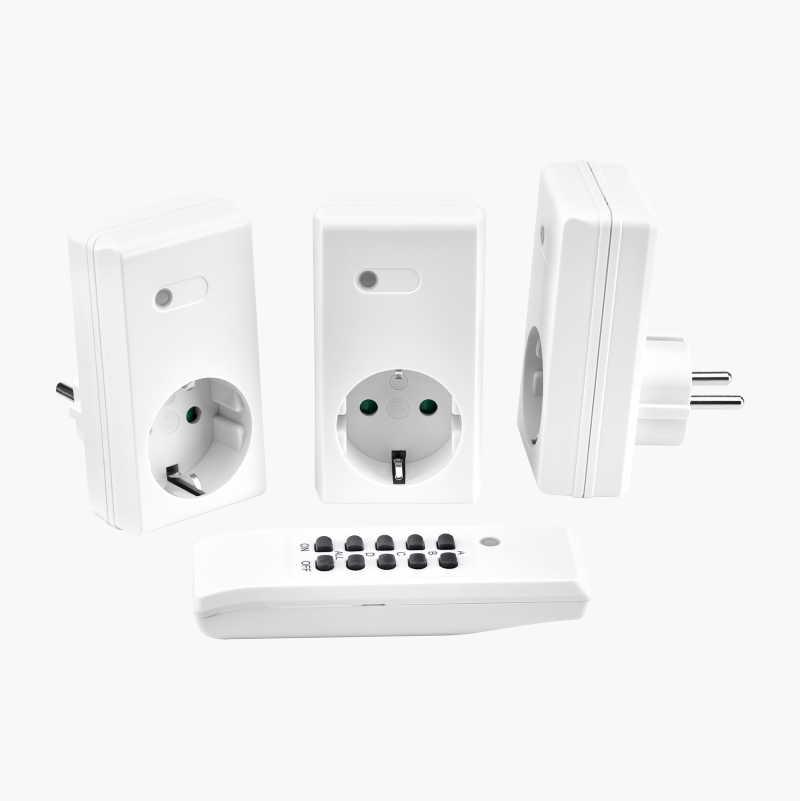 Remote Switch, mini, 3-pack