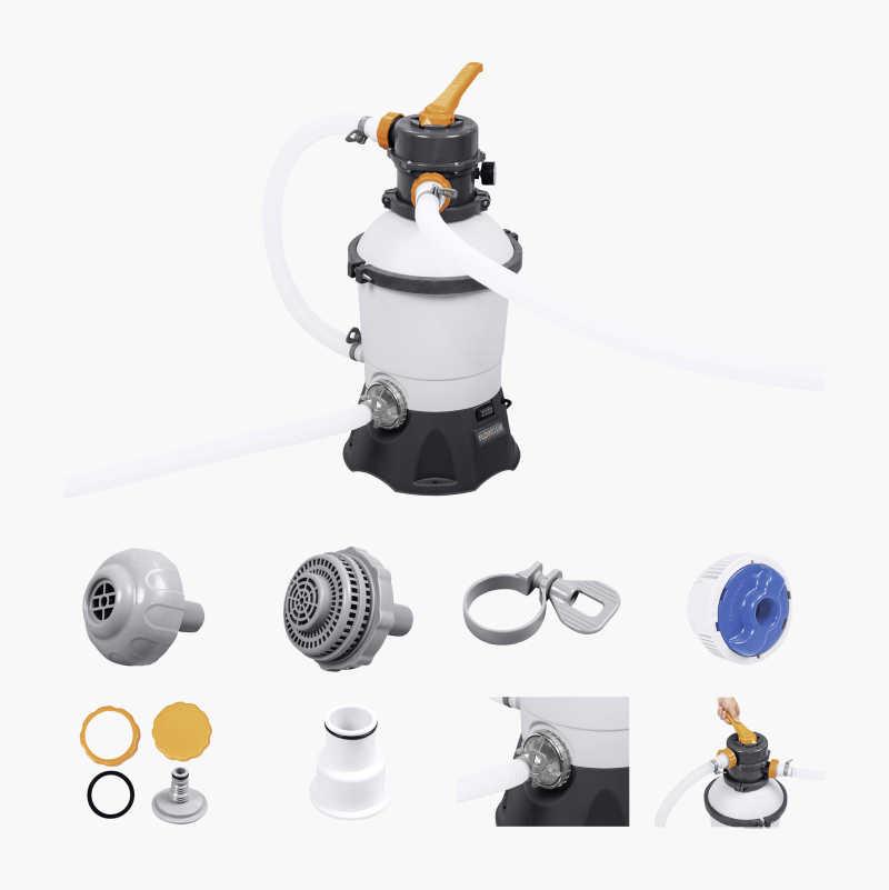 Sand Filter Pump