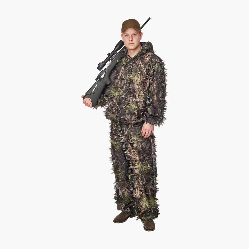 Camouflagesæt