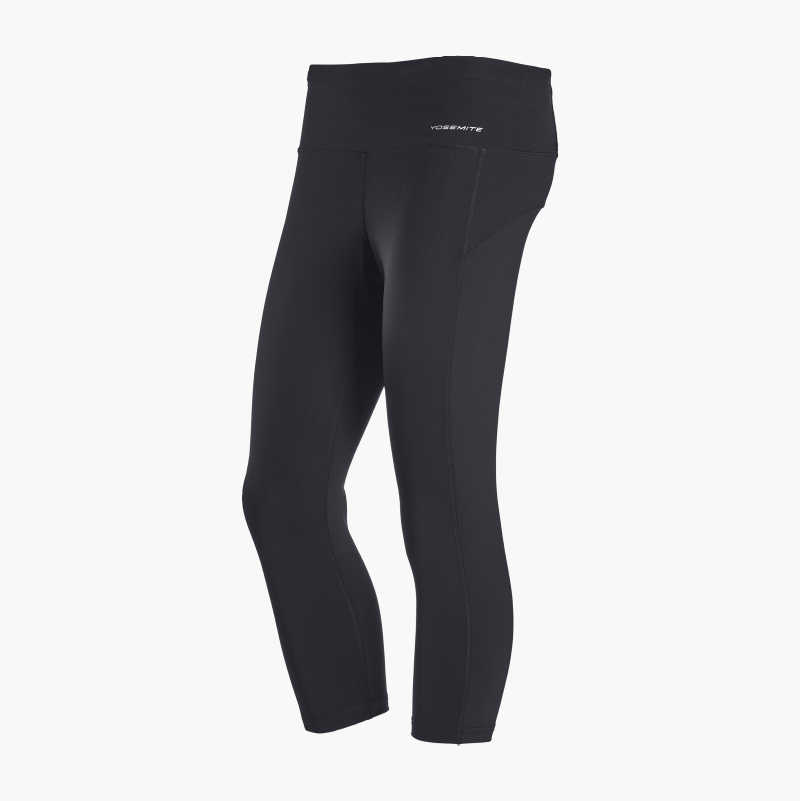 Ladies Training Tights, knee length