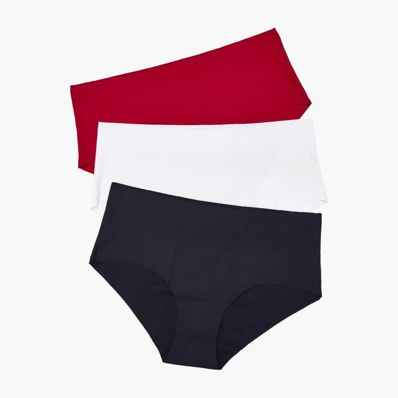 Functional Panties, 3-pack