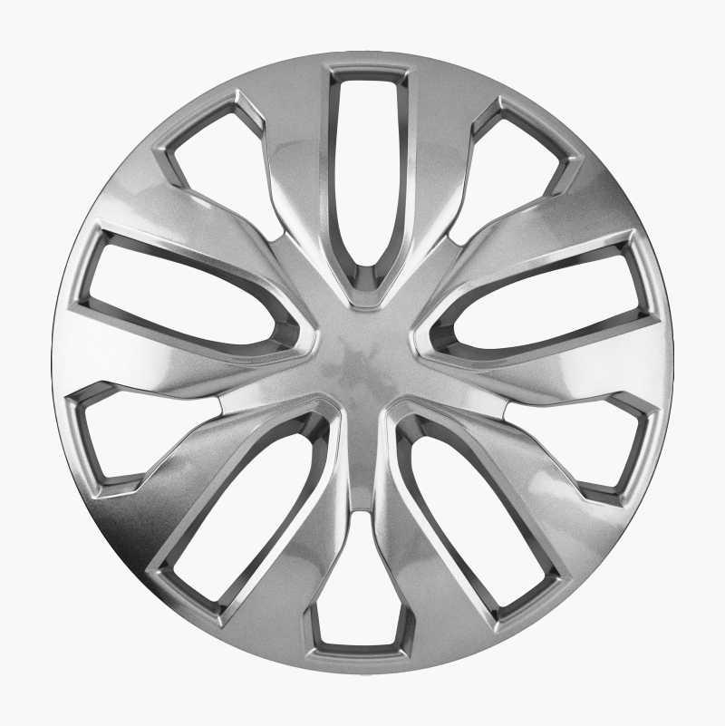 Wheel Covers, Titanium, 4-pack