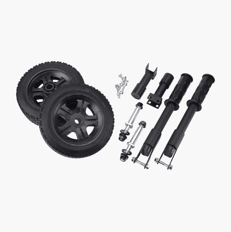 Wheel and handle kit for electric power plant 17-751