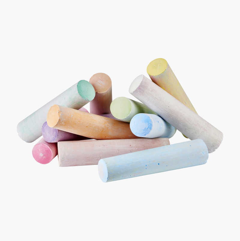 Pavement Chalk, 20 sticks