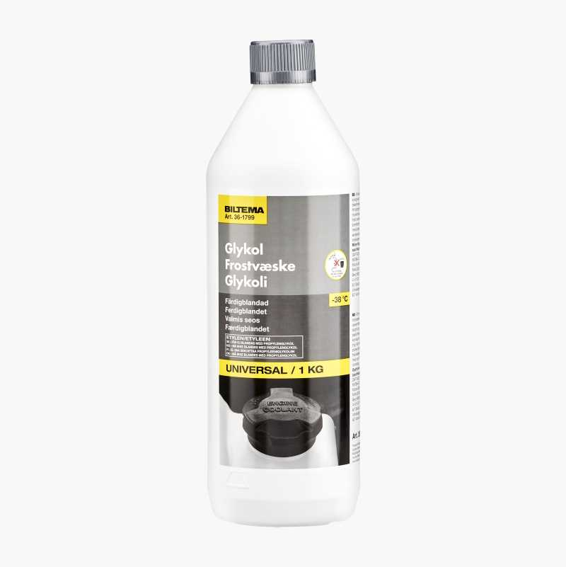 Universal Antifreeze, pre-mixed