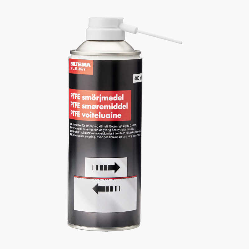 Lubricant with PTFE