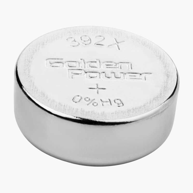 Sølvoxidbatteri 1,5 V