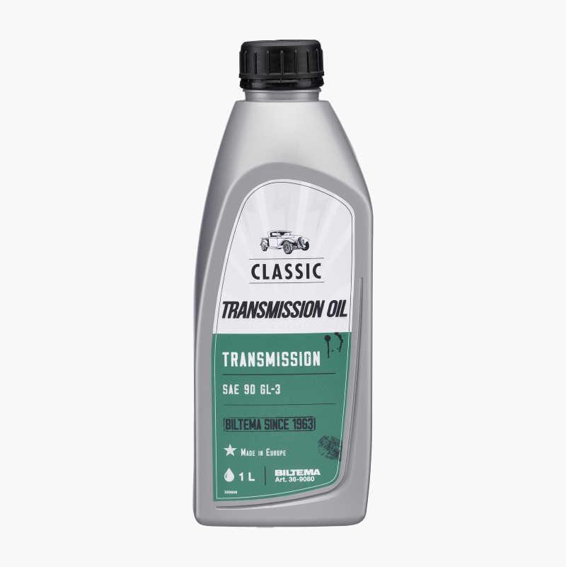 Transmission oil for vintage vehicles, SAE 90 GL3