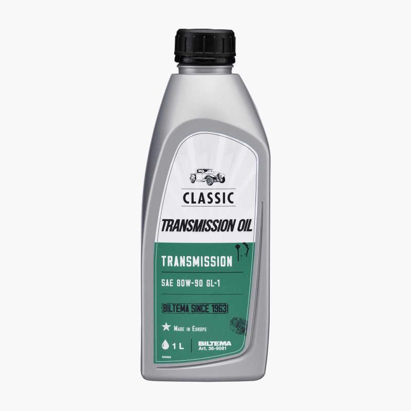 Transmission oil SAE 80-90W GL-1 for vintage vehicles