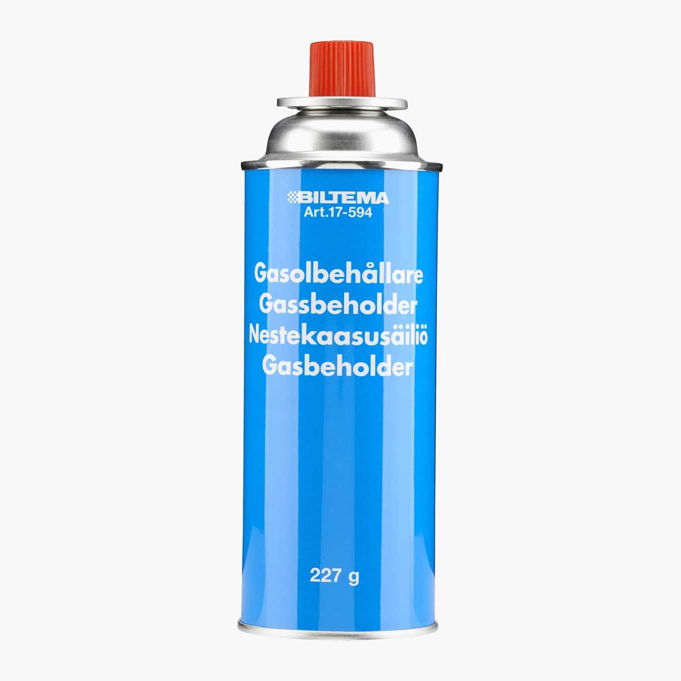 Gassbeholder Biltema