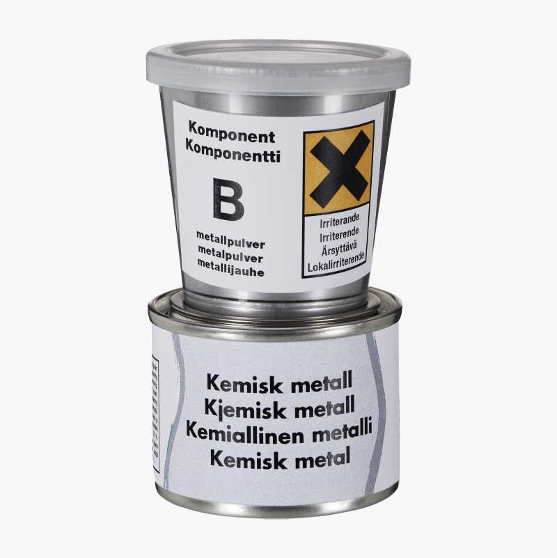 kemisk metall bensin