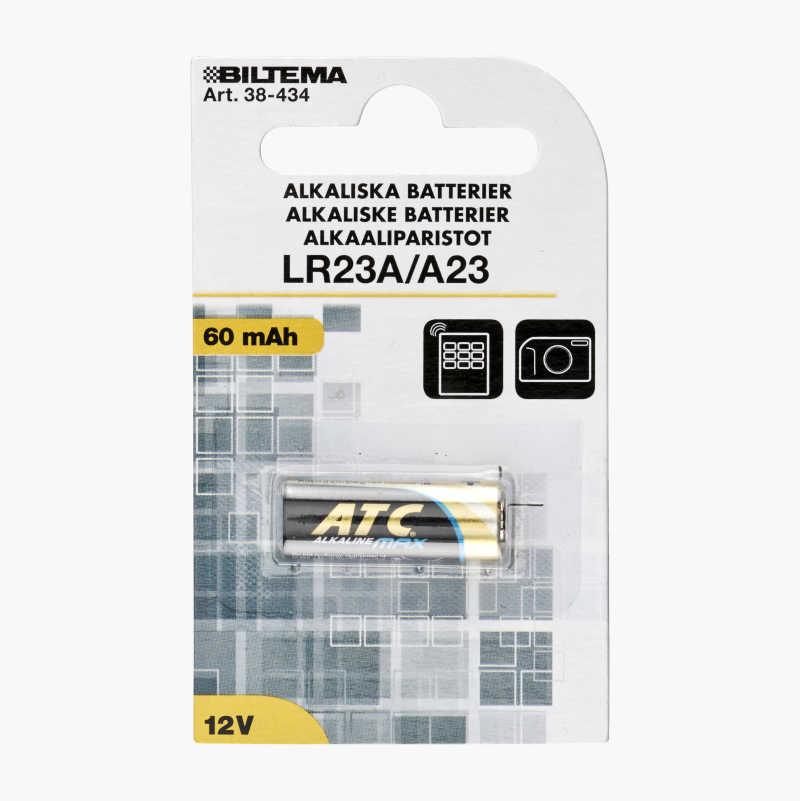 Sensationelle LR23A/A23 Alkaline Battery - Biltema.se EL61