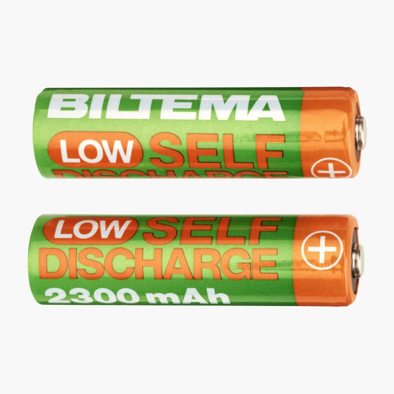 Bra AA laddningsbart batteri, 2-pack - Biltema.se YQ-32