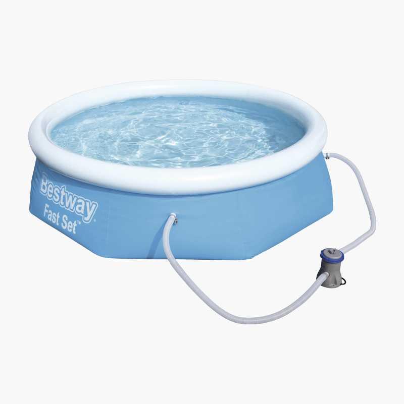 pump pool biltema