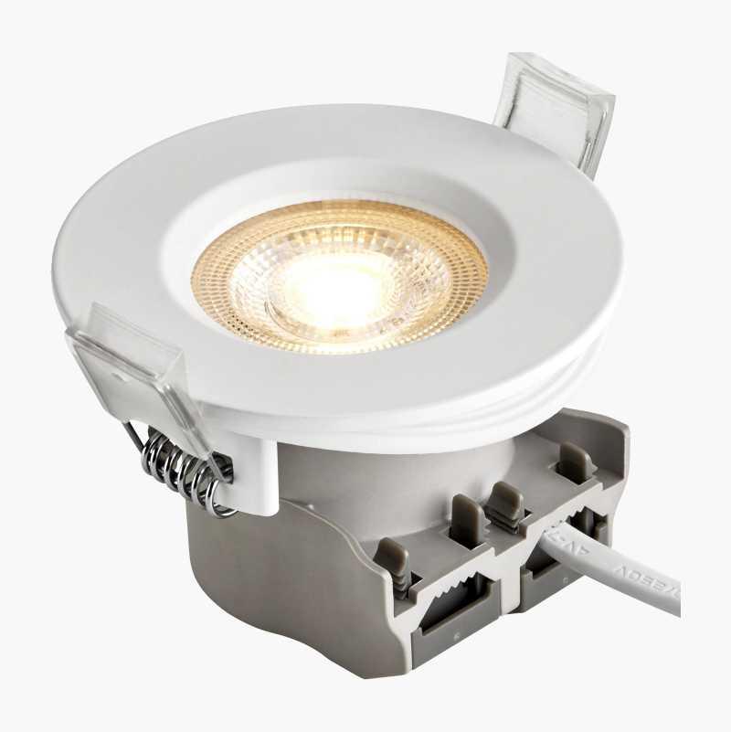 Populära Inbyggnadsspot LED, IP65 - Biltema.se EE-51