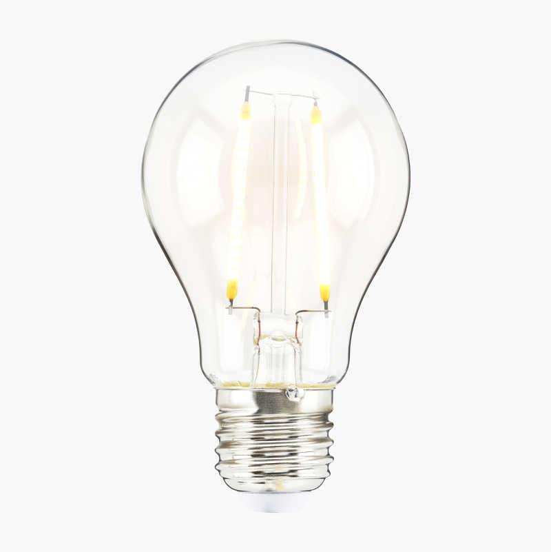 Normal Bulb E27 Clear Biltema Fi, Home Depot Canada Led Chandelier Bulbs