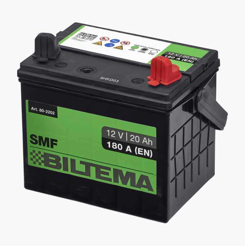 Toppen Maintenance-Free Batteries - Biltema.se UM-66