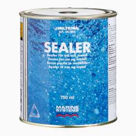 Sealer, primer for tre og metall