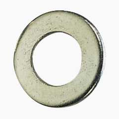Flat washer, stainless