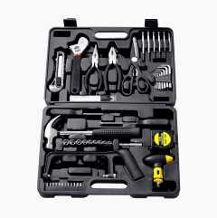 Tool kit, 59 parts