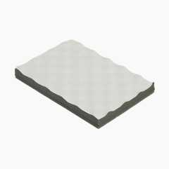 Sound insulating mat