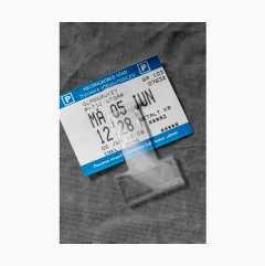 Ticket Holder