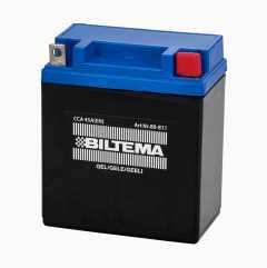 Gel-batterier för MC och skoter