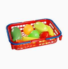 Toy Fruit Basket