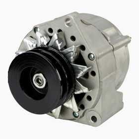 Dynamo 24 V, 55 A