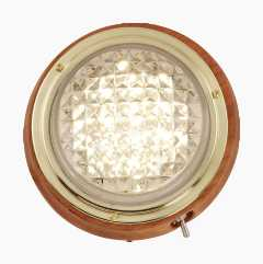 Teaklampe LED