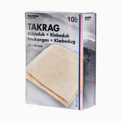 Tack Cloth, 10-pack