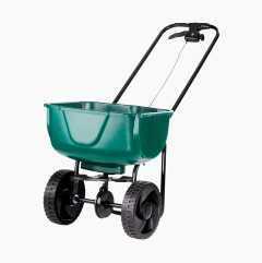 Spreader trolley