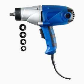 Wheel impact wrench