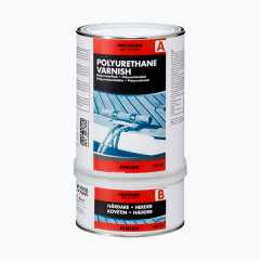 2-komponent polyuretanlakk