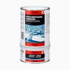 2-component polyurethane lacquer