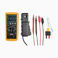 Digitalt multimeter, bil