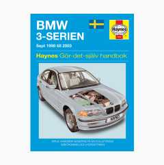 REP.H.BOK BMW 3-SERIE 98-