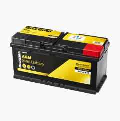 AGM-batteri