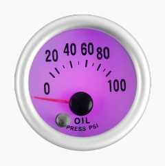 Öljynpainemittari