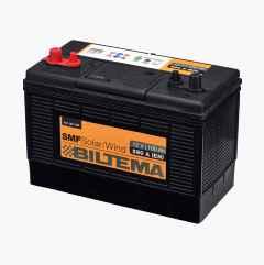 Underhållsfritt batteri