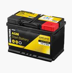 BATTERY AGM 70AH