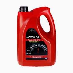 Fully Synthetic Engine Oil 5W–30, Longlife